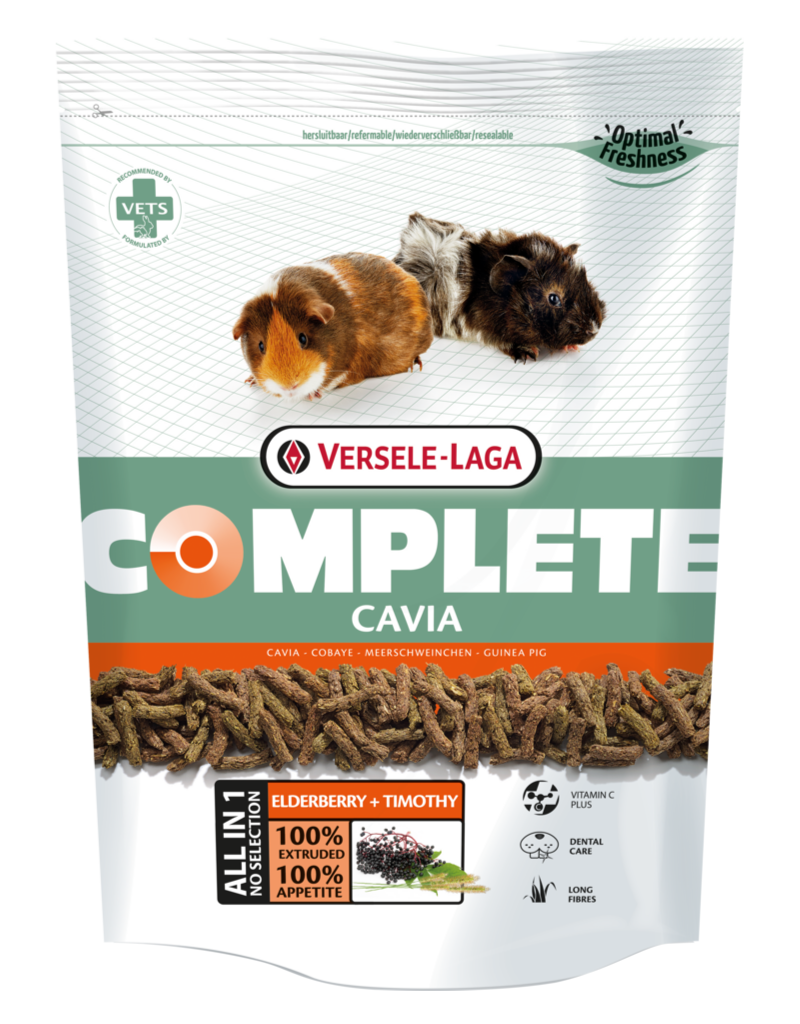 Versele laga Cavia Complete - 500 Gram