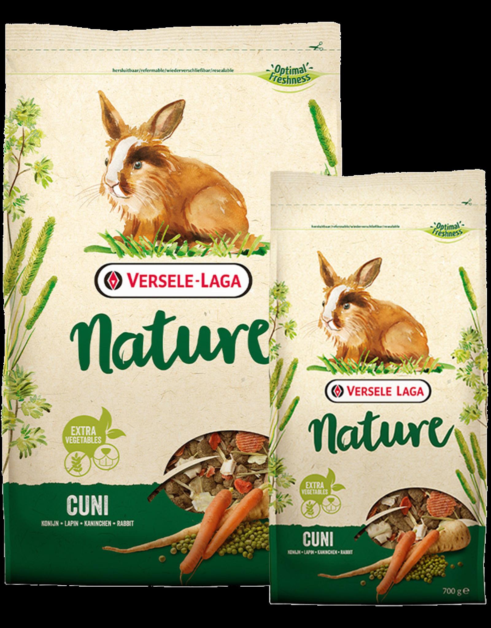 Versele laga Cuni nature - 0,75 KG