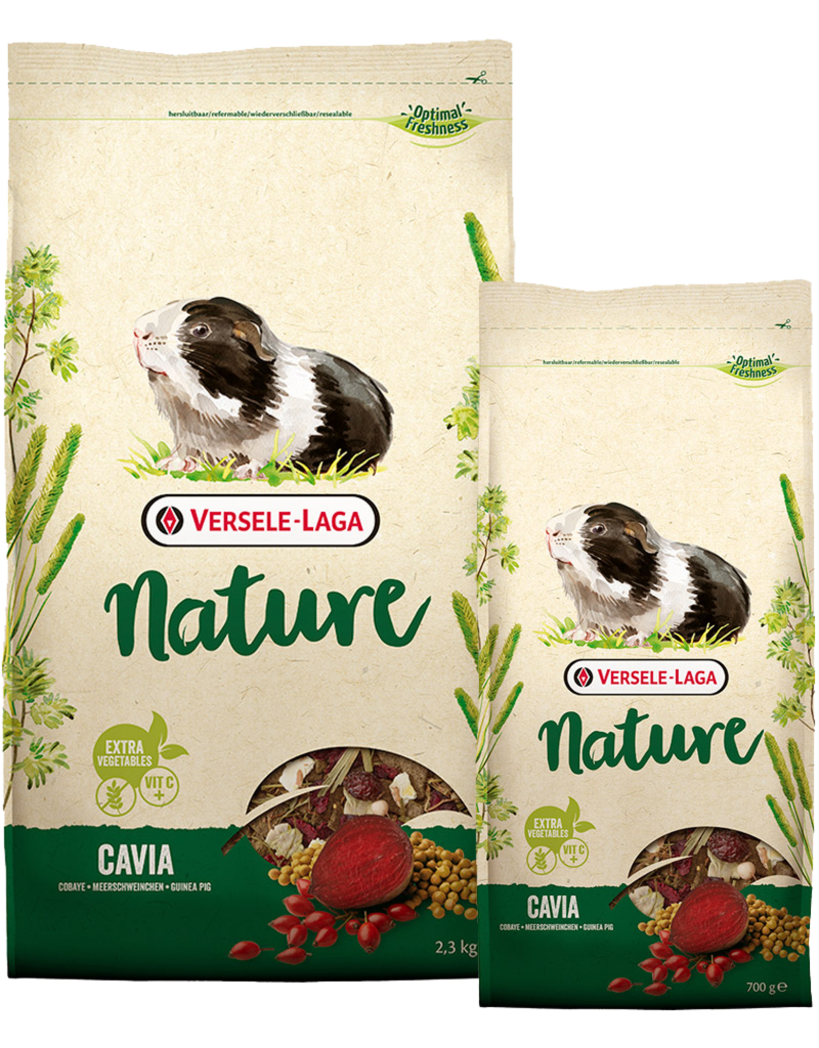 Versele laga Cavia nature - 2,3 KG