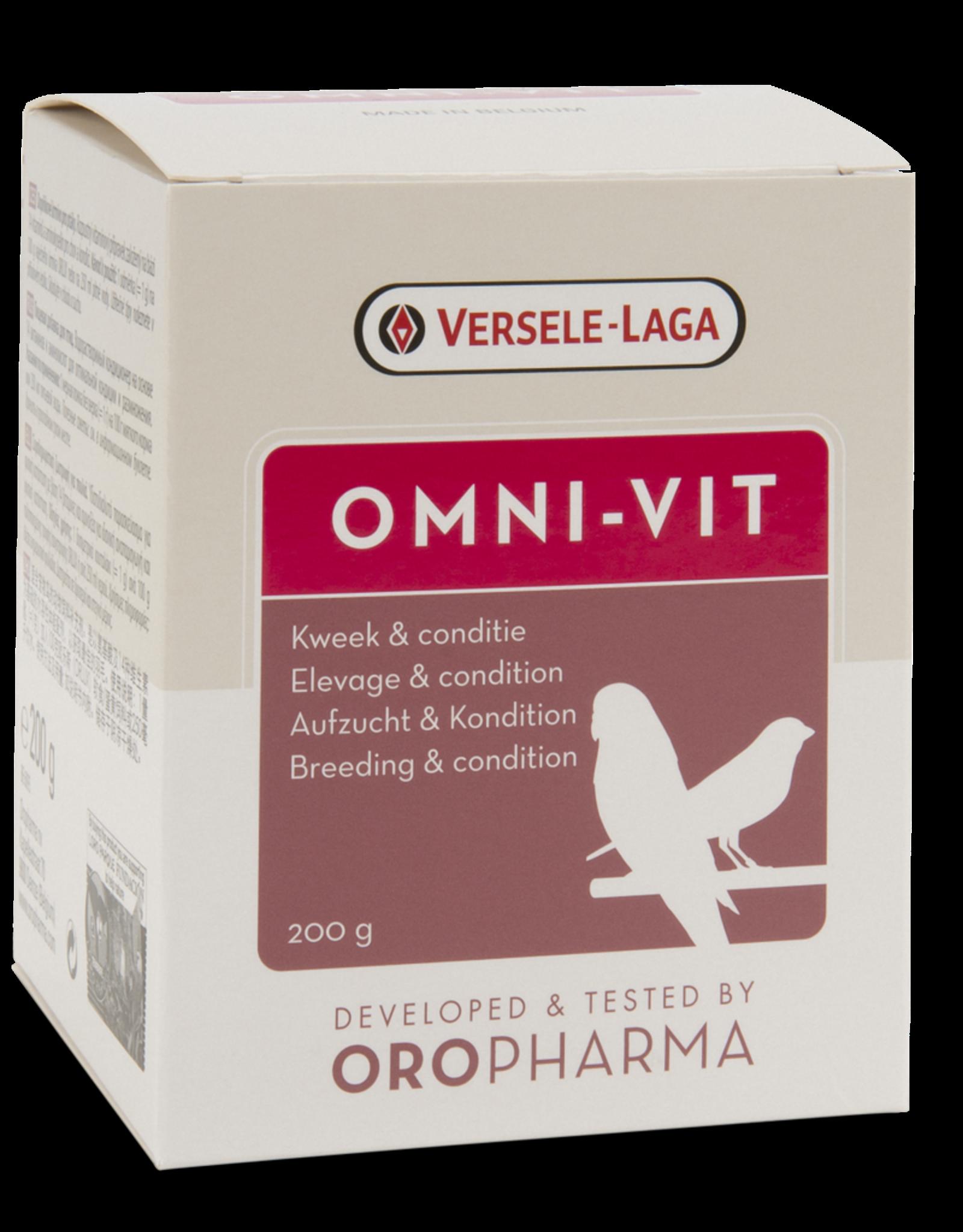 Oropharma Omni-vit kweek & conditie - 200 Gram