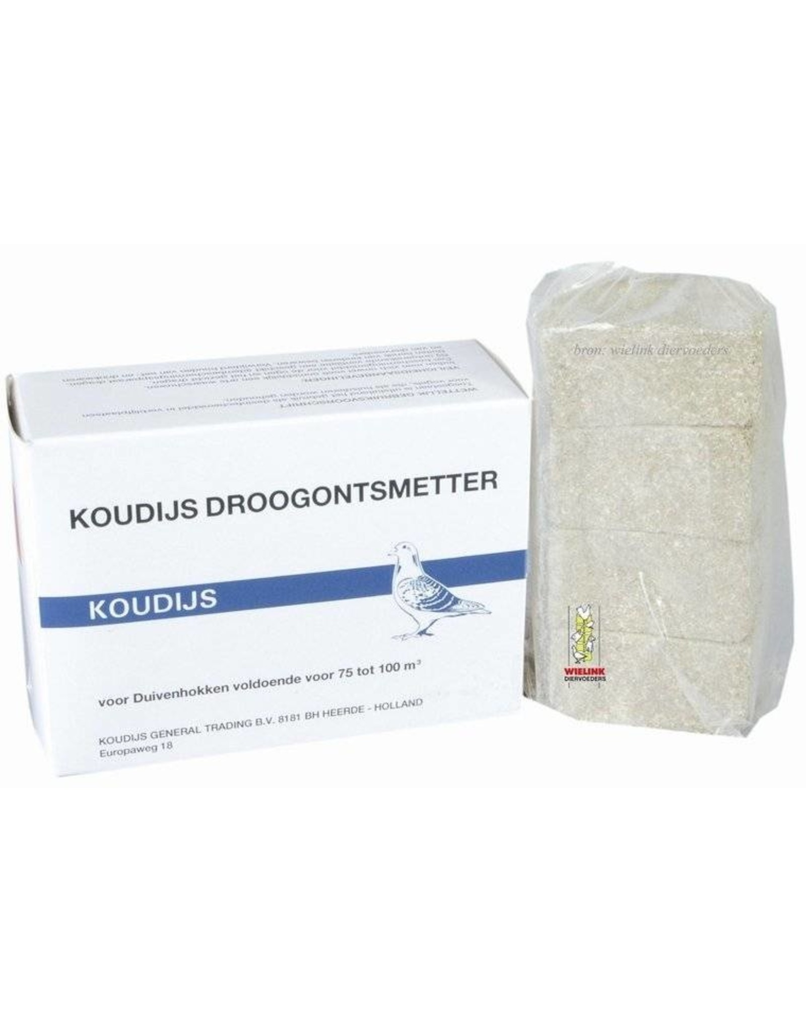 Koudijs Droogontsmetter - 1 Stuks