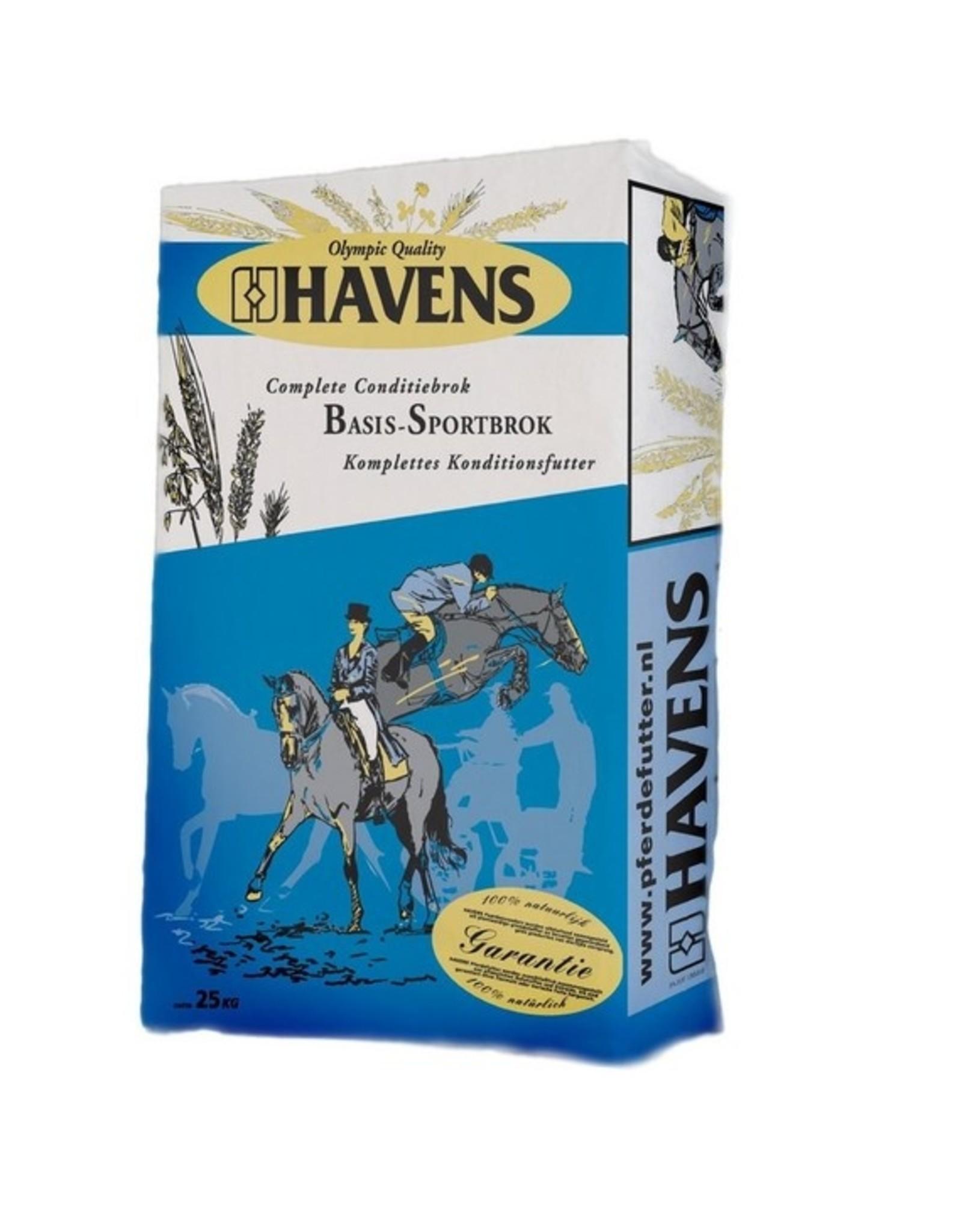 Havens Basis Sport - 25 KG