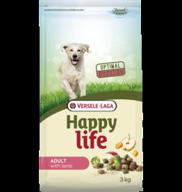 Versele laga Happy Life Adult Lamb - 3 KG