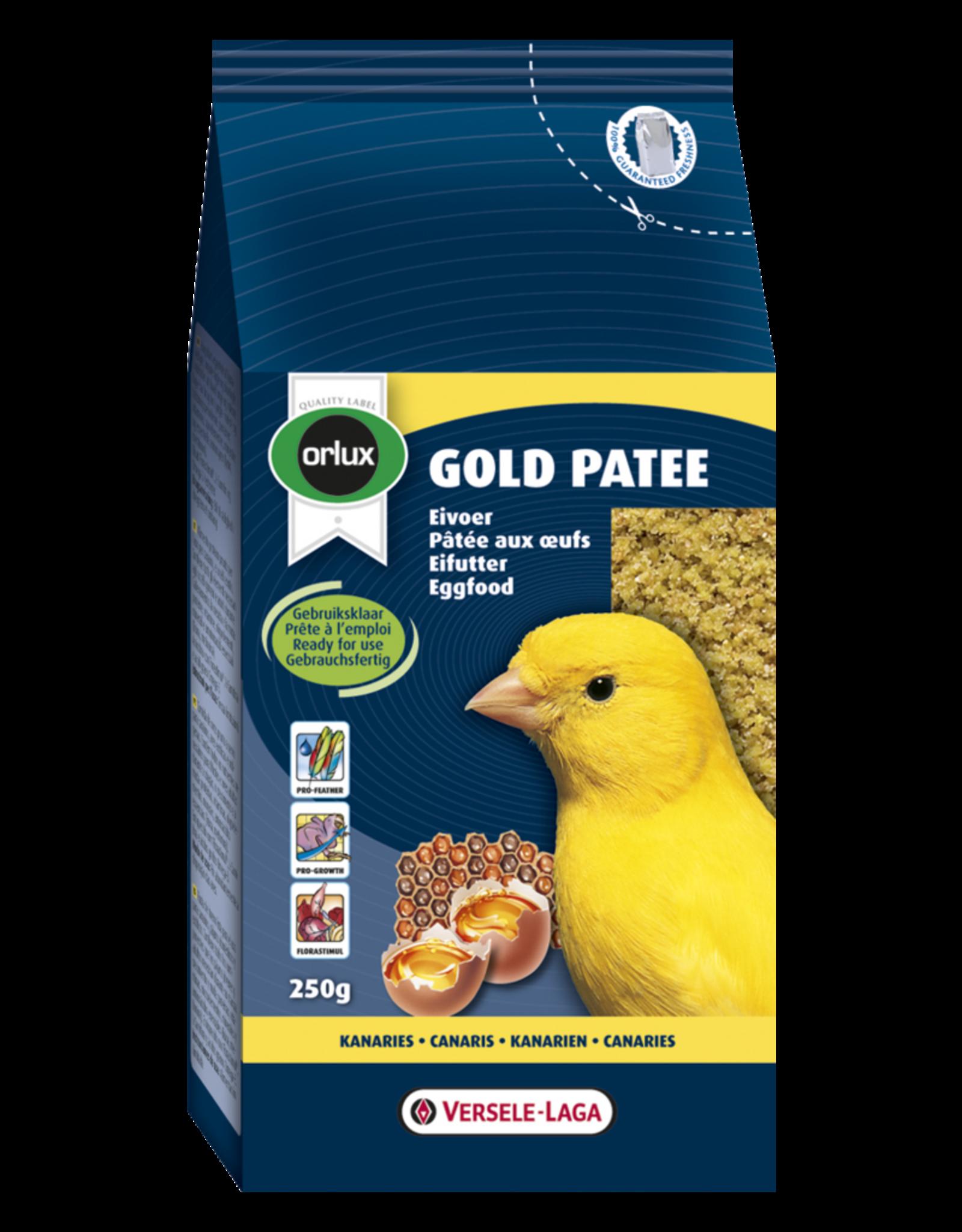 Orlux Orlux Gold patee geel - 1 KG