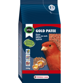 Orlux Orlux Gold patee rood - 1 KG