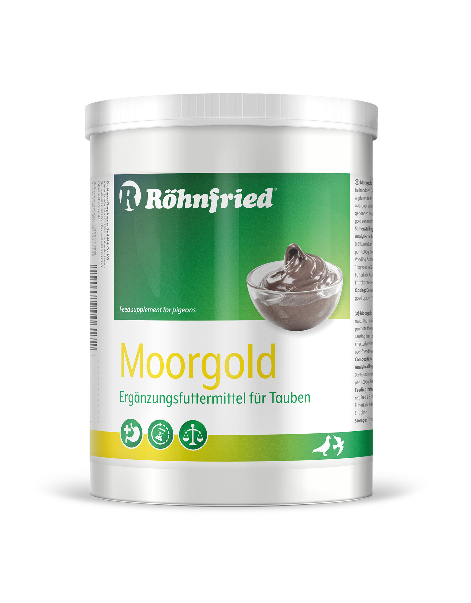 Röhnfried Moorgold Rohnfried - 1 Liter