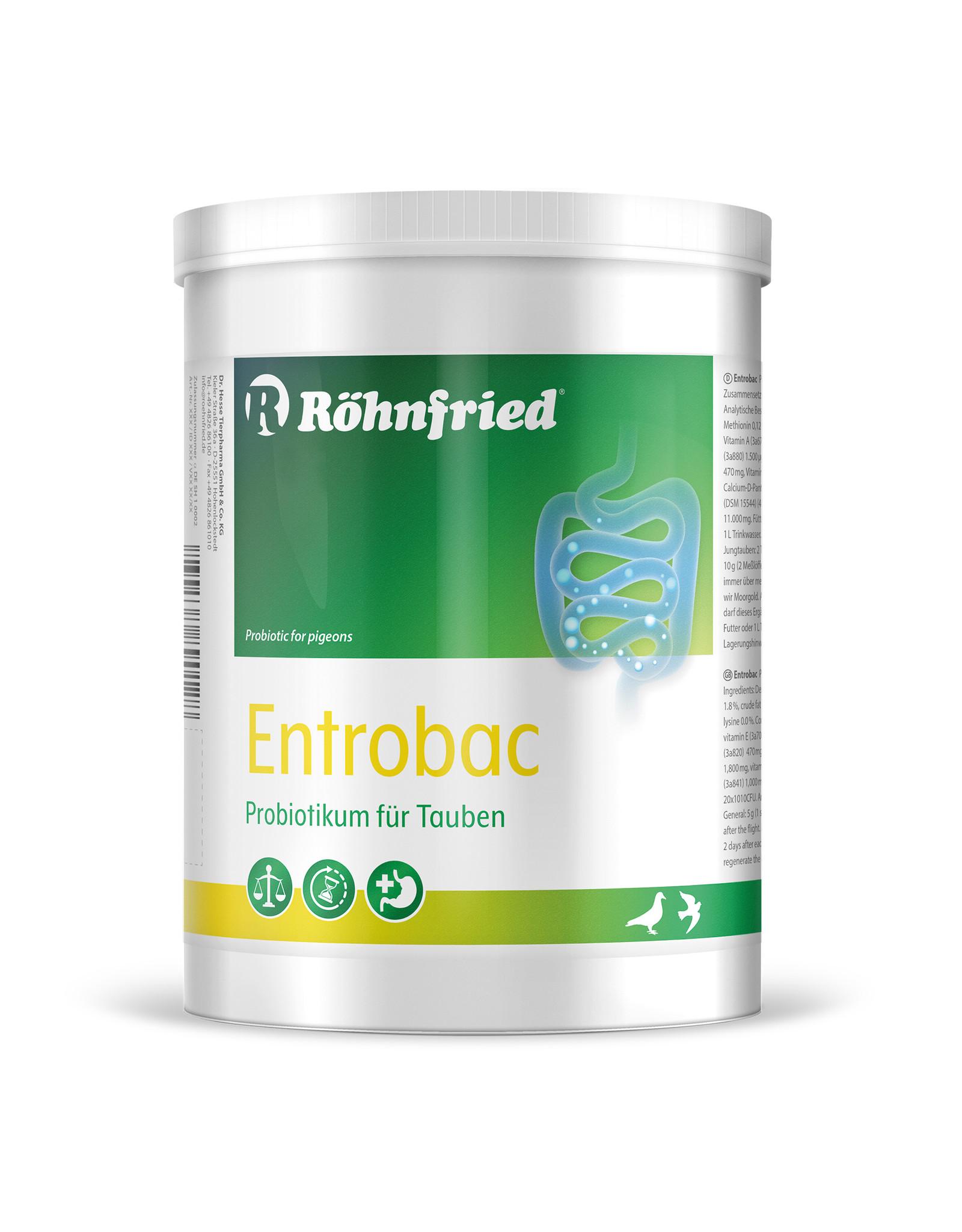 Röhnfried Entrobac - 600 Gram