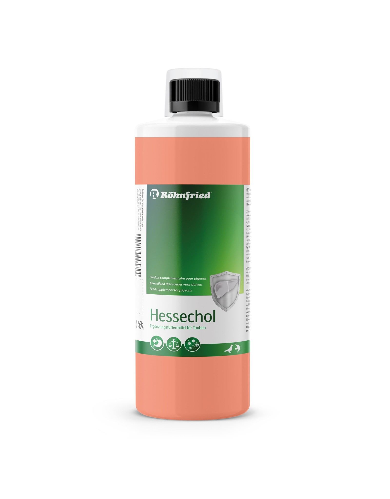 Röhnfried Hessechol / Sedochol - 1 Liter