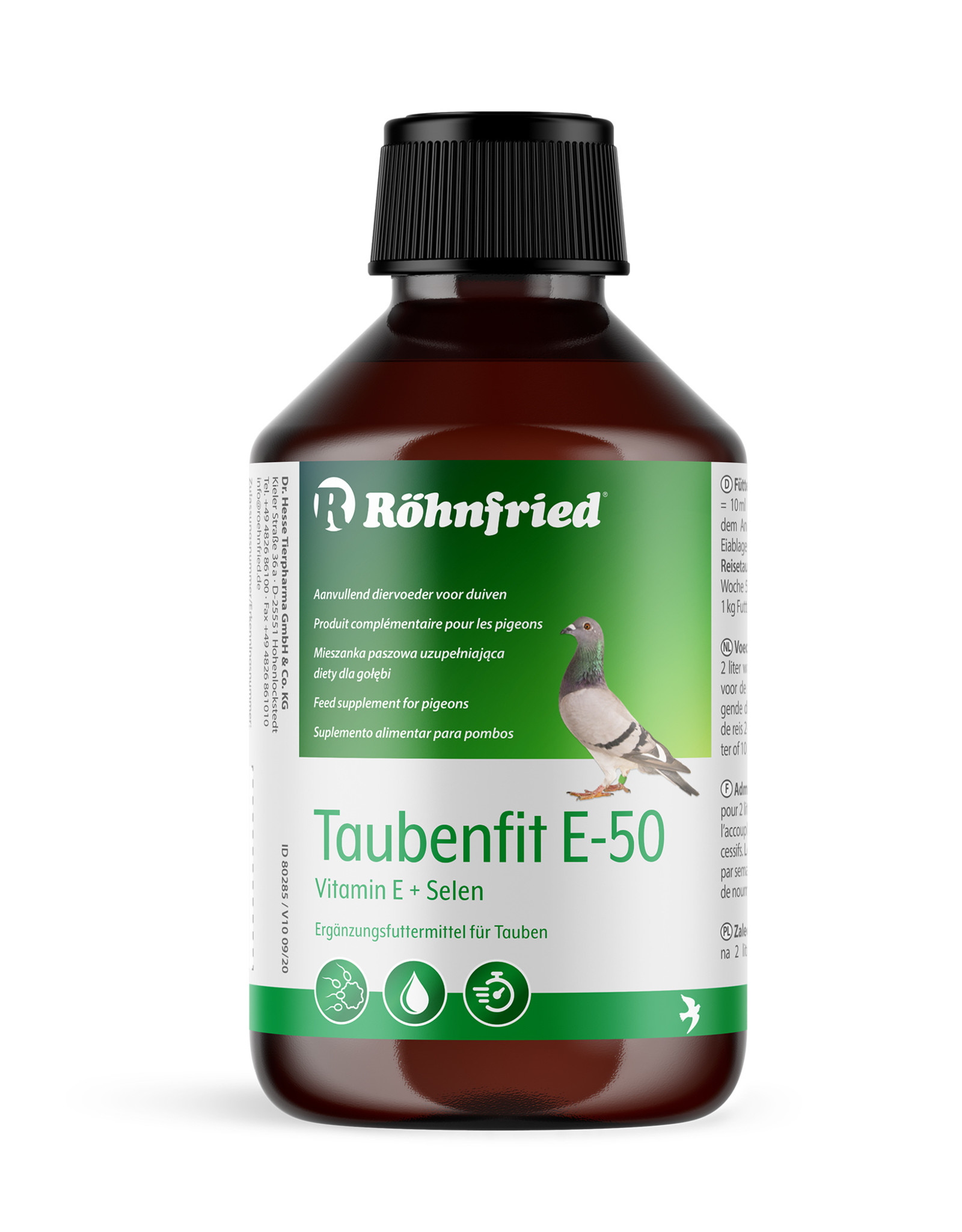 Röhnfried Taubenfit E - 250 ML