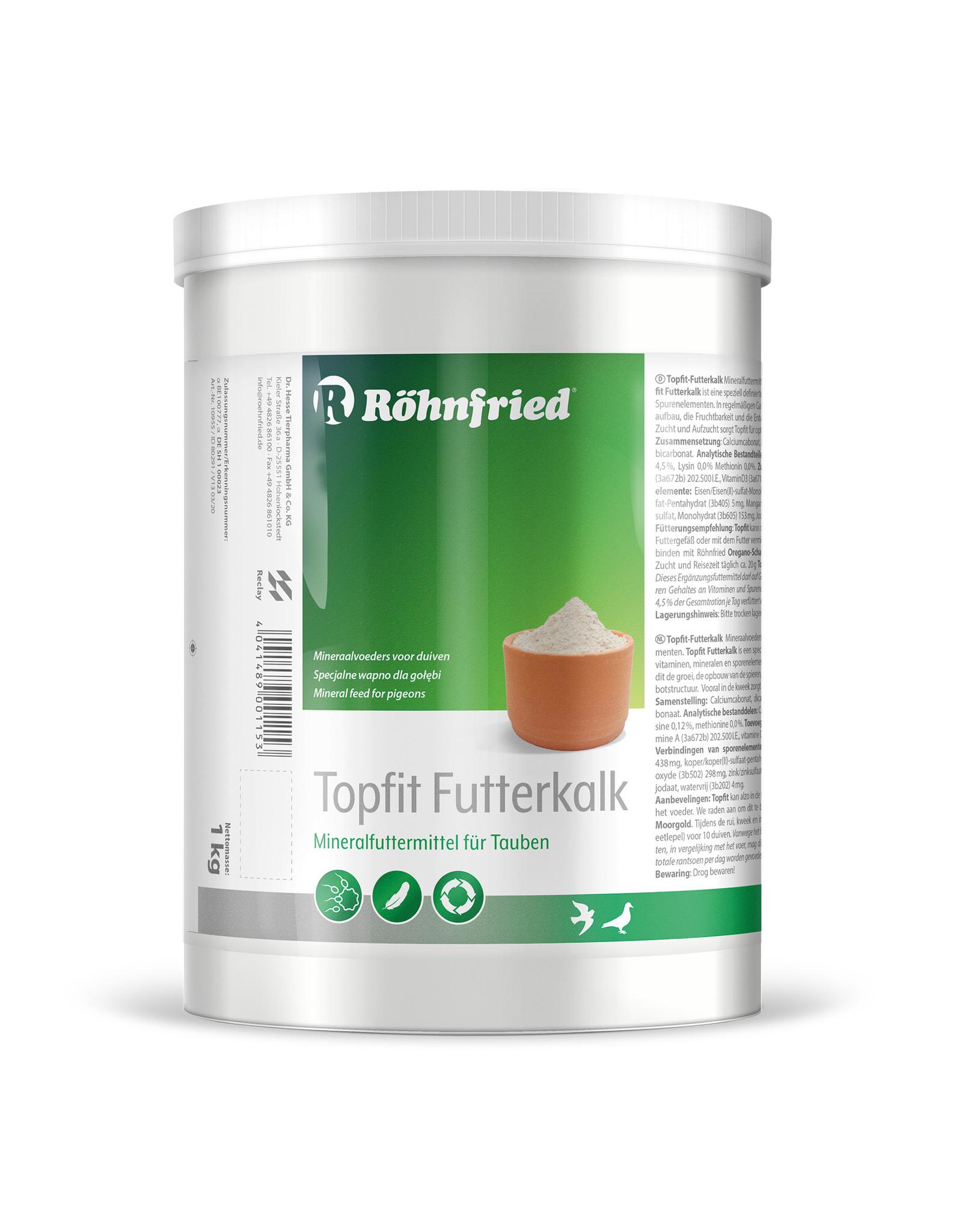 Röhnfried Topfit Futterkalk - 1 KG