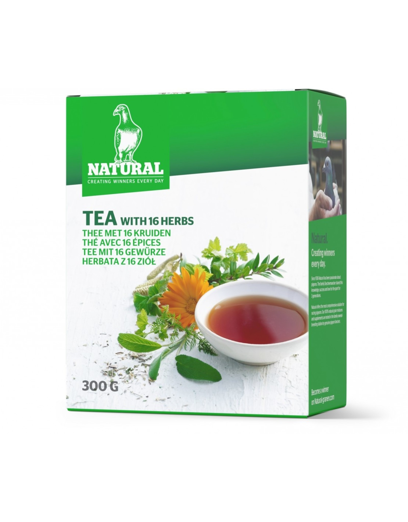 Natural Thee - 300 G