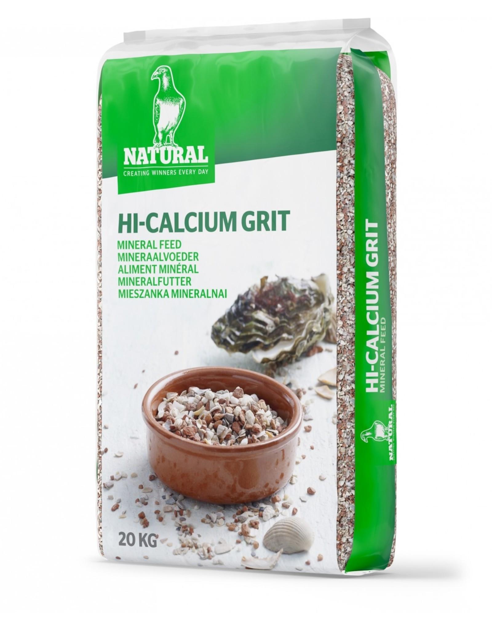 Natural Grit Natural - 20 KG