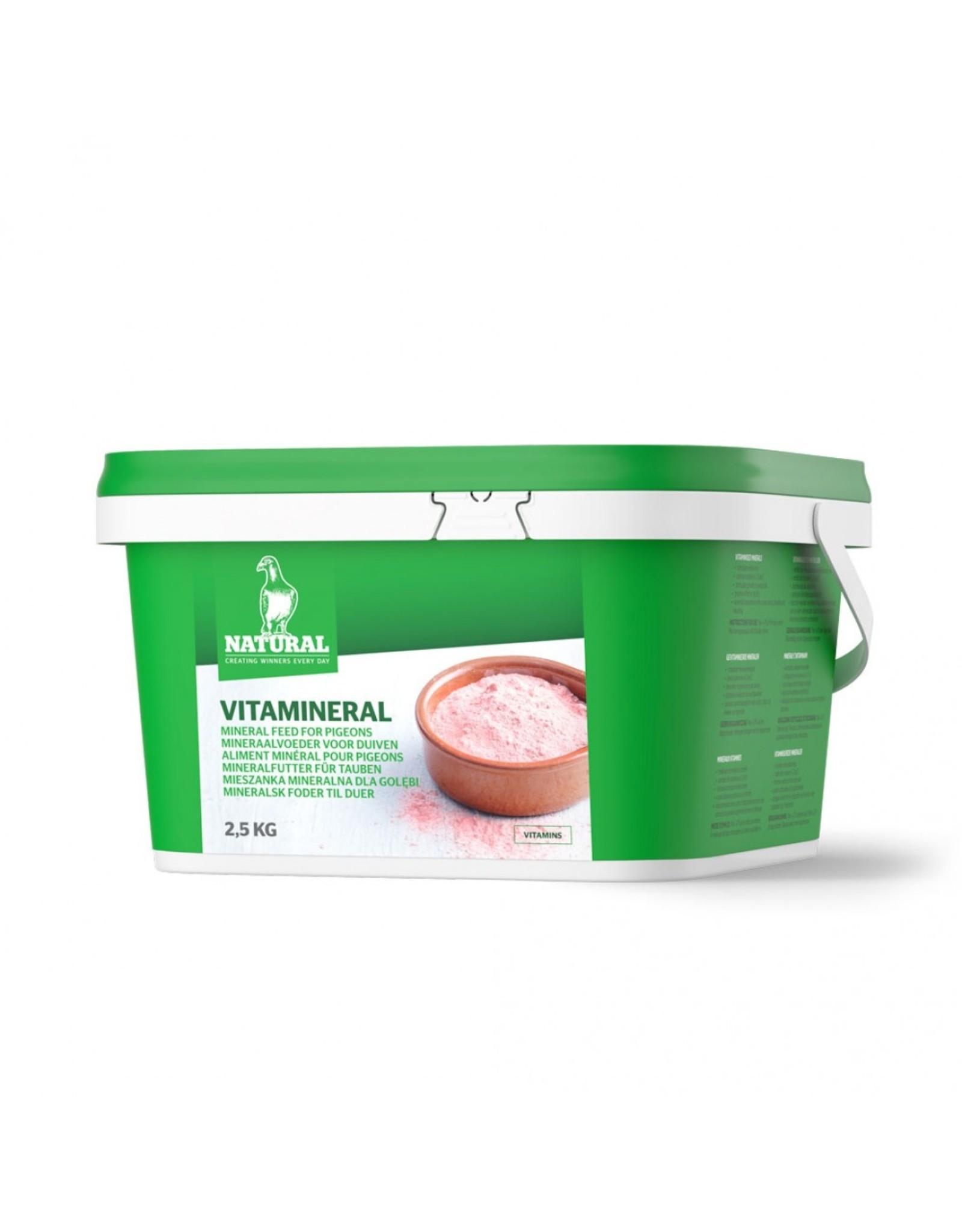 Natural Vitamineral Emmer - 2,5 KG