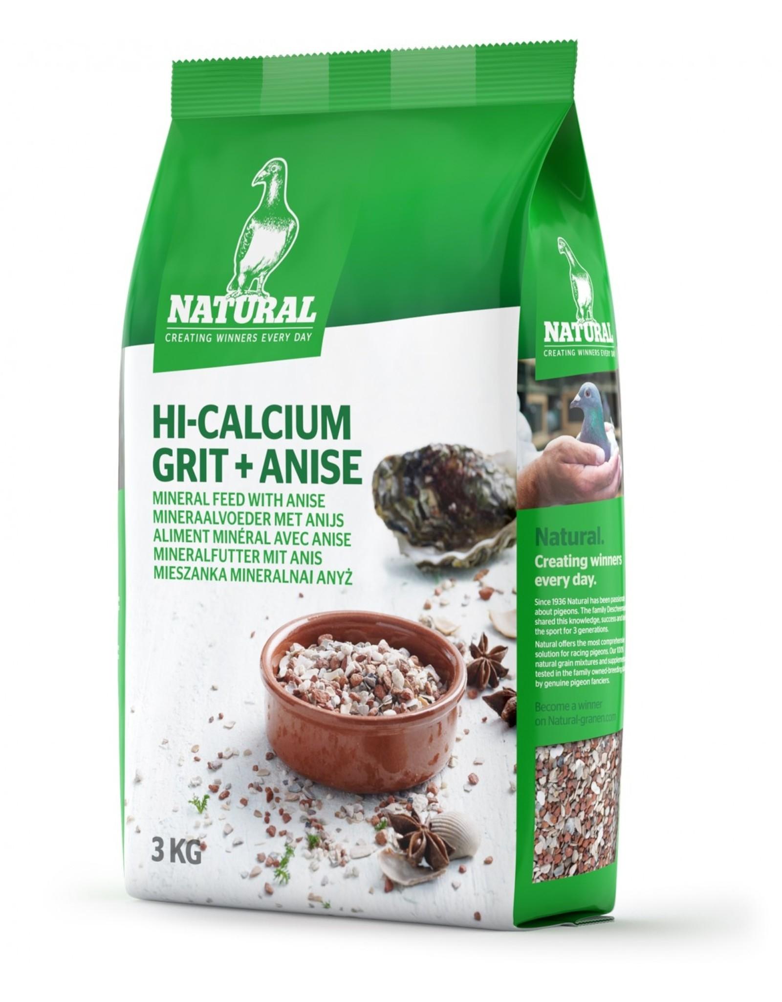 Natural Natural grit - 3 KG
