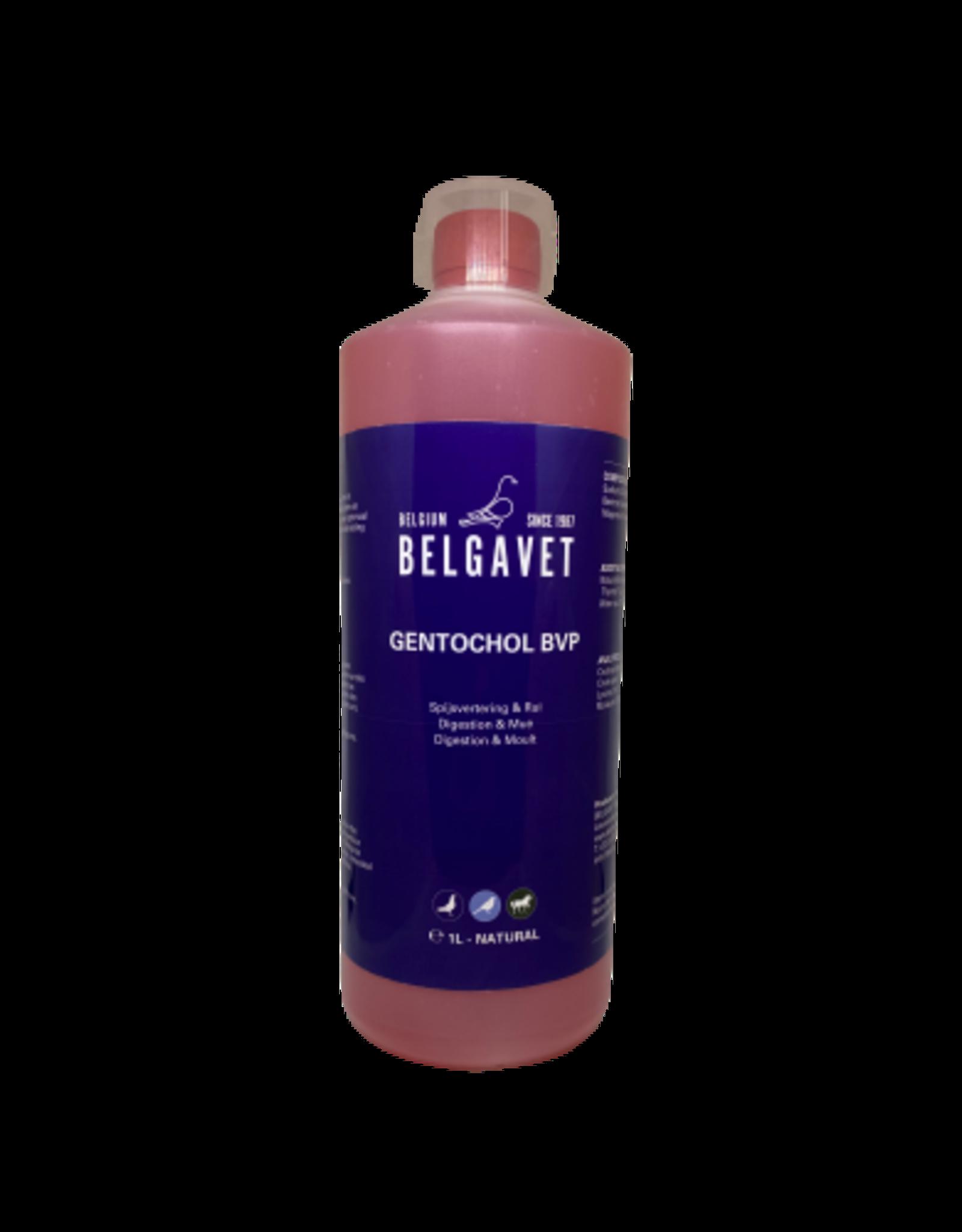 Belga vet Gentochol - 1 Liter