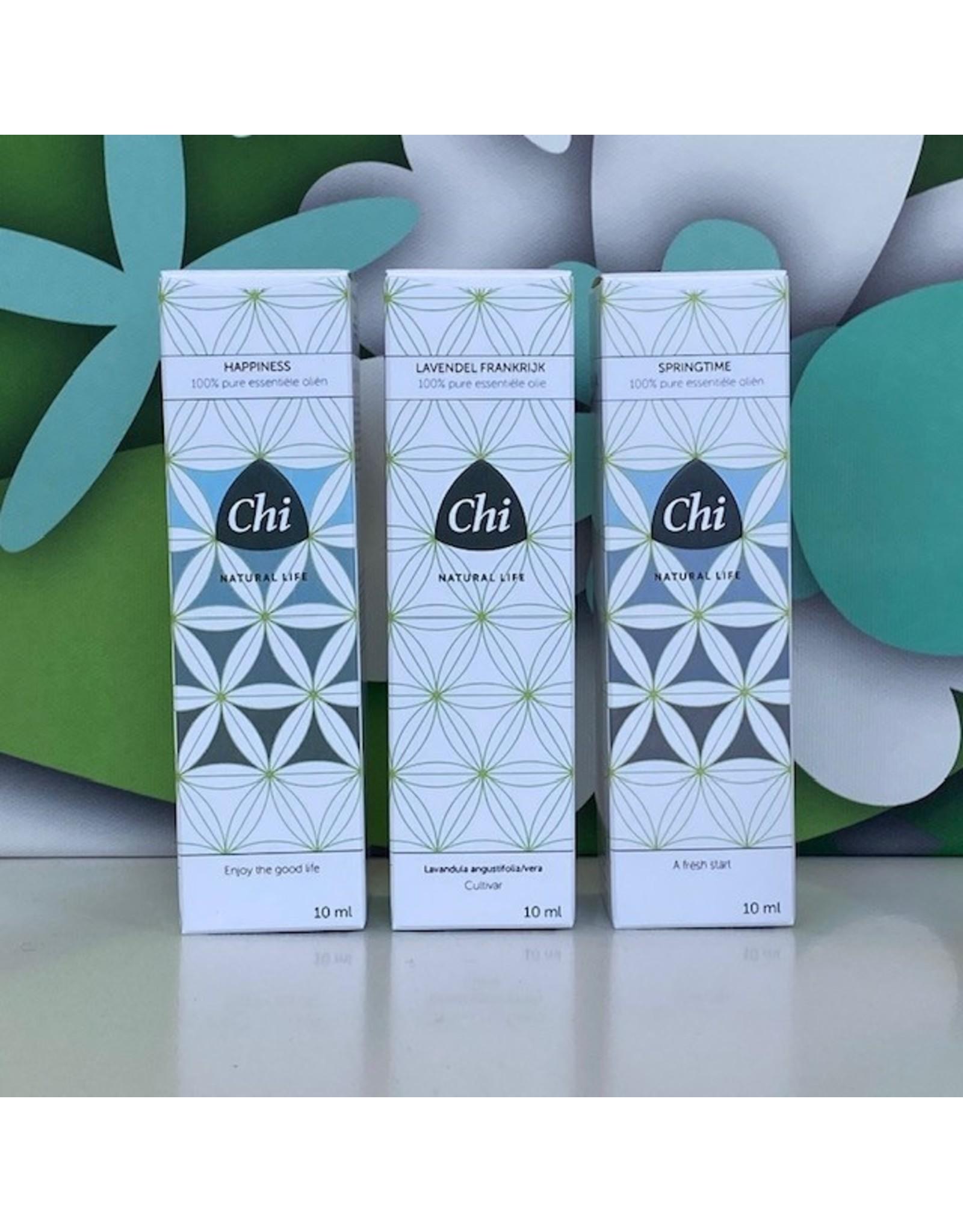 Chi Chi Voorjaarsoliën