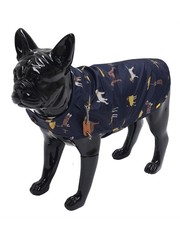 Joules Joules hondenjas regenjas navy