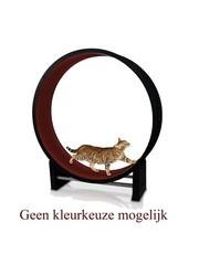 Merkloos Cat in motion looprad voor katten assorti