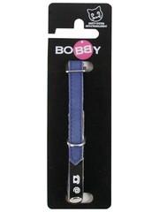 Bobby Bobby kattenhalsband adres donkerblauw