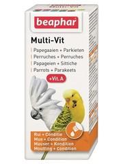 Beaphar Beaphar multi-vit papegaai en grote parkieten