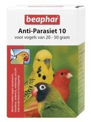 Beaphar Beaphar anti-parasiet 10 vogel (20-50gr)