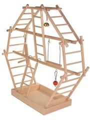 Trixie Trixie speelplaats ladder  hout