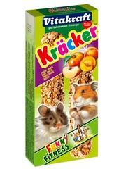Vitakraft Vitakraft hamster kracker fruit