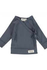 MarMar Copenhagen T-shirt Modal Tut Wrap Blue
