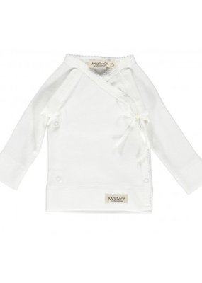 MarMar Copenhagen T-shirt Modal Tut Wrap Wit