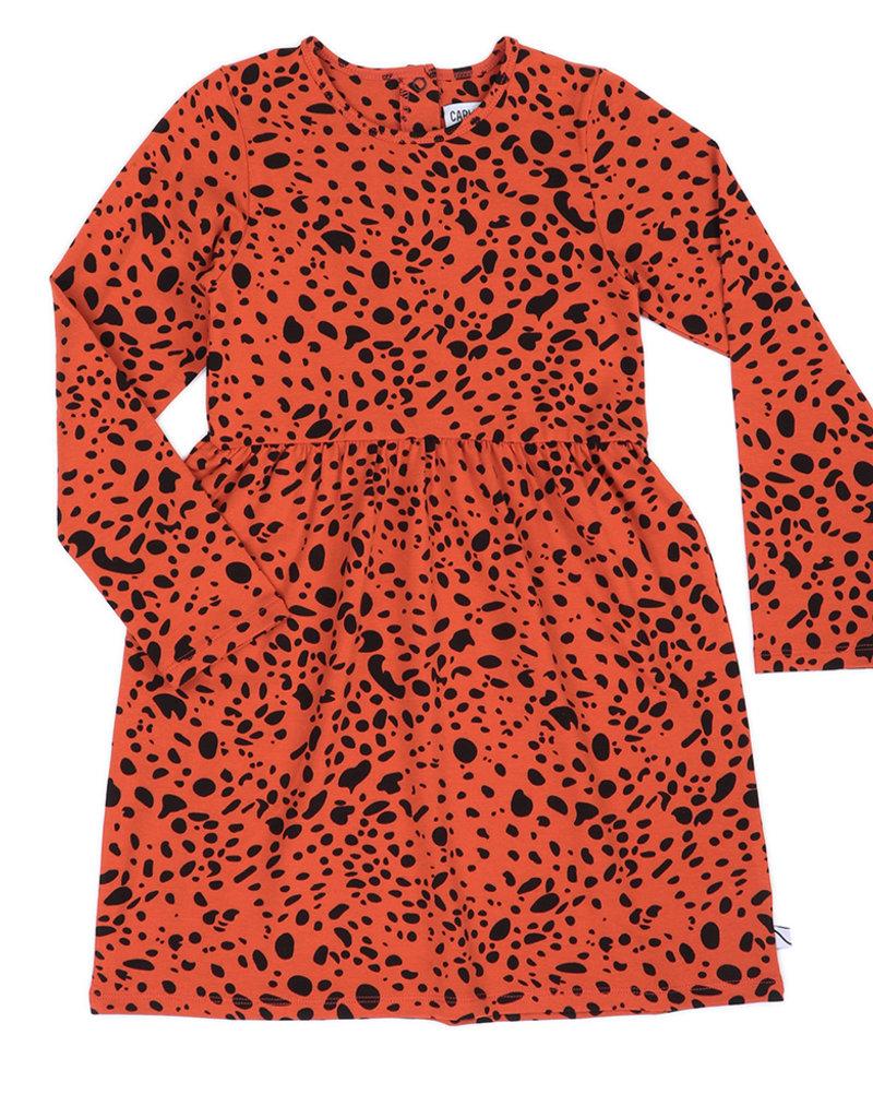CarlijnQ Dress Spotted Animal