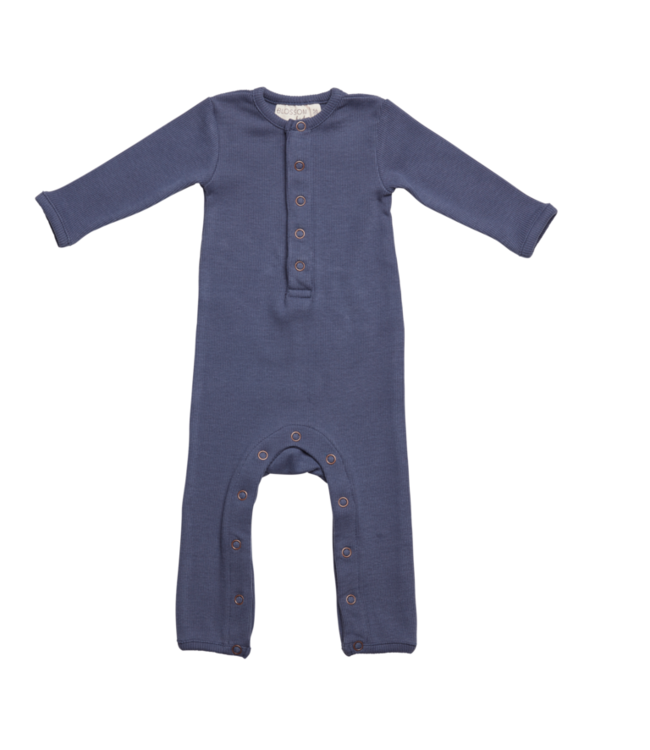 Blossom Kids Baby Jumpsuit Dusty blue