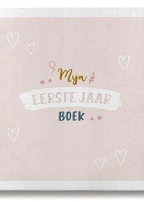 Maan Amsterdam Mijn eerste jaar boek