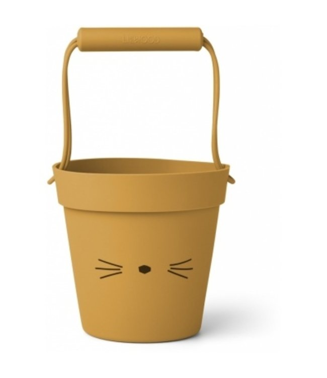 Liewood Liewood Emmer Cat yellow mellow