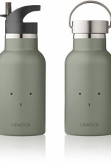 Liewood Drinkfles Rabbit fauna green
