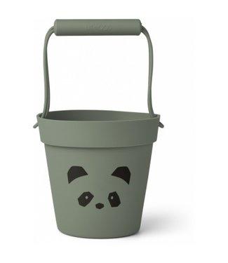 Liewood Liewood Emmer Panda faune green