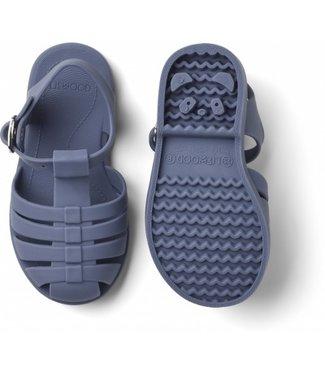 Liewood Bre sandals Blue wave