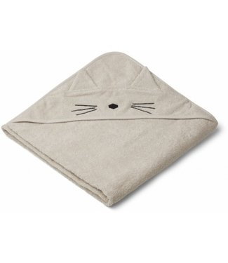 Liewood Badcape Cat sandy