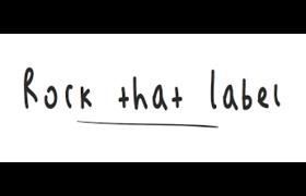 Rock that label
