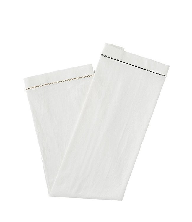 Home by Door Organic sheet Off-white