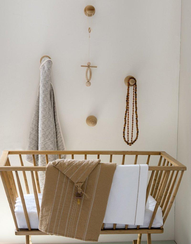Home by Door Organic Pacifer cloth