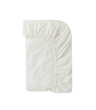 Home by Door Organic matrass sheet Off-white