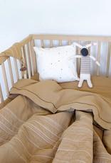 Home by Door Organic blanket Earth