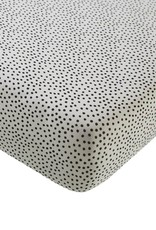 Mies & CO Wieg hoeslaken Cozy Dots