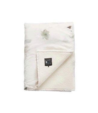 Mies & CO Teddy blanket Forever Flower