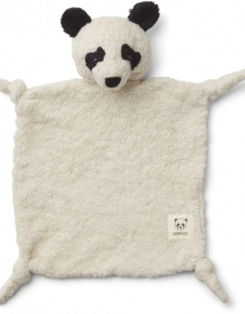 Liewood LW Lotte Cuddle Cloth Panda Creme