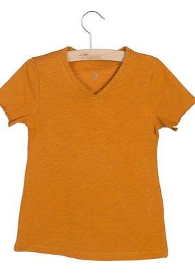 Little Hedonist LH Shirt Nik Pumpkin Spice