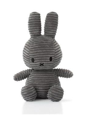 Bon Ton Toys Nijntje Knuffel Dark Grey 24cm