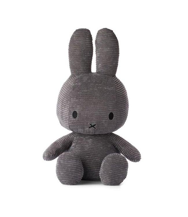 Bon Ton Toys Nijntje Knuffel Dark Grey 70cm
