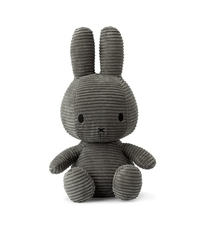 Bon Ton Toys Nijntje Knuffel Dark Grey 33cm