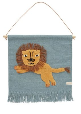 OYOY Lion Wallhanger